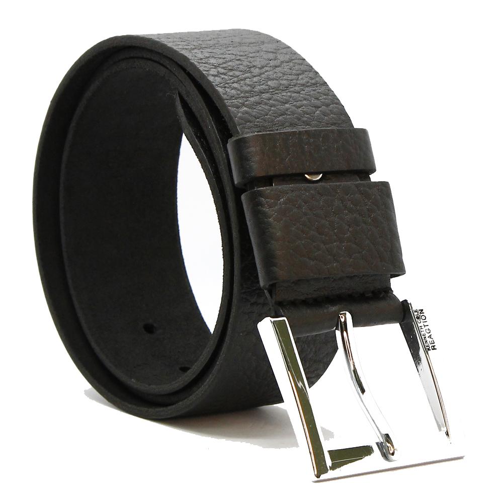 Кожаный ремень 6135 Черный