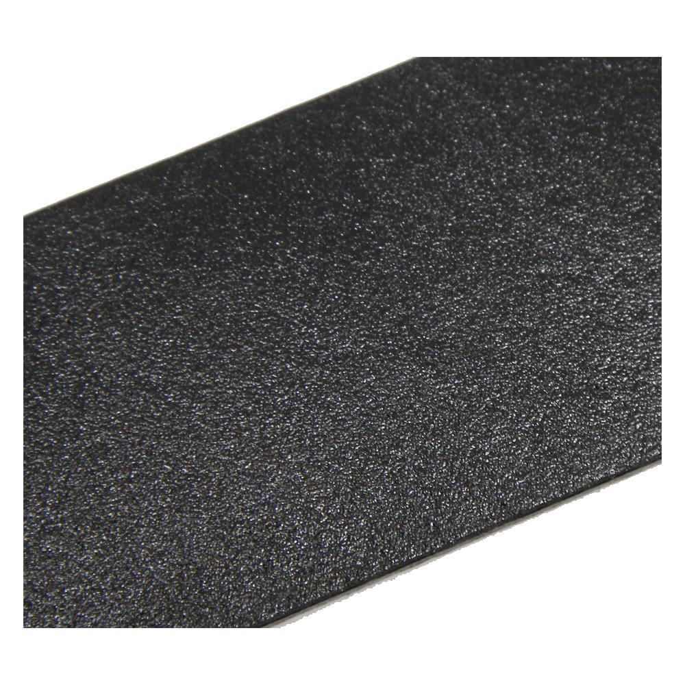 Полоса кожаная 6863 Черная 45 мм