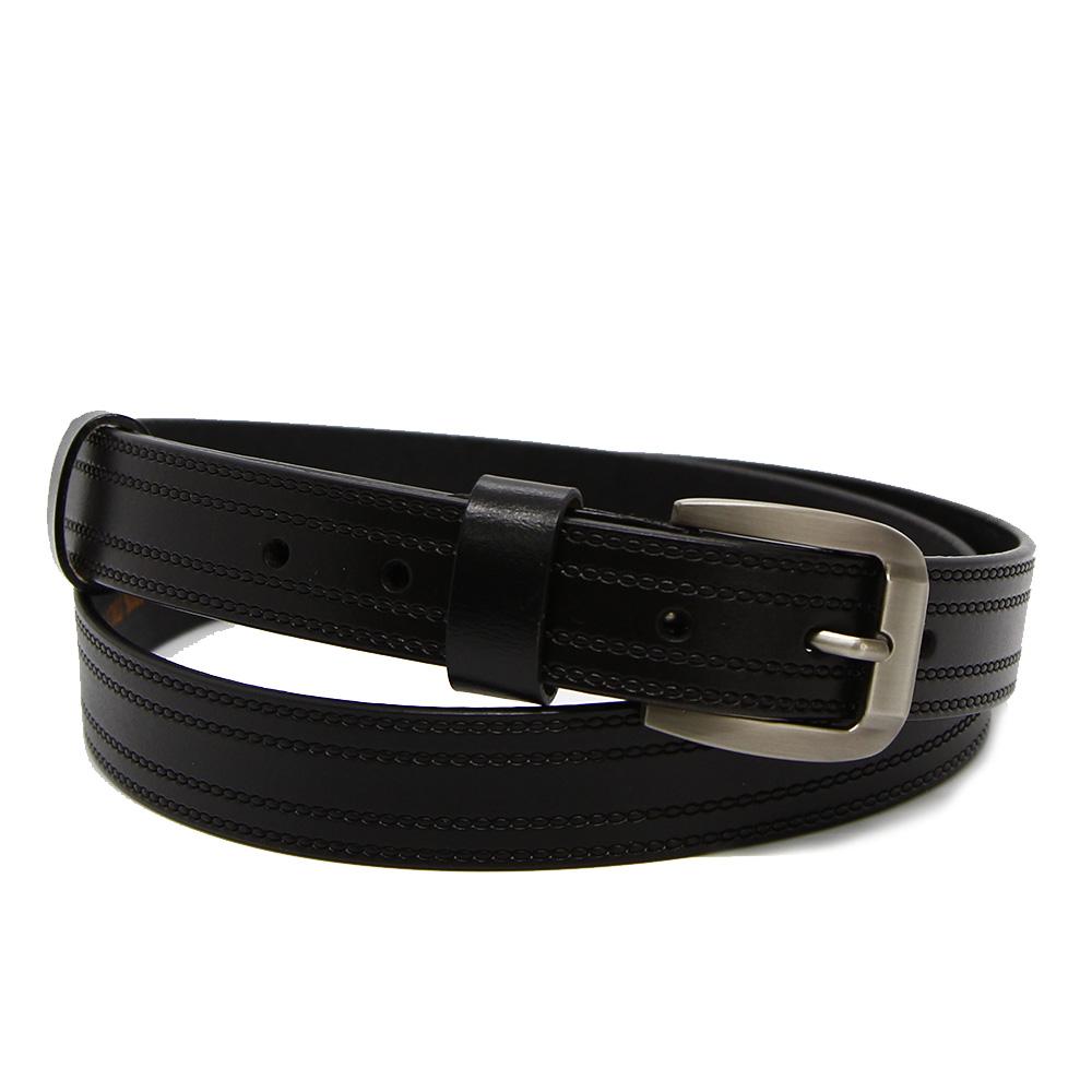 Ремень мужской YZ3020-7459 Черный