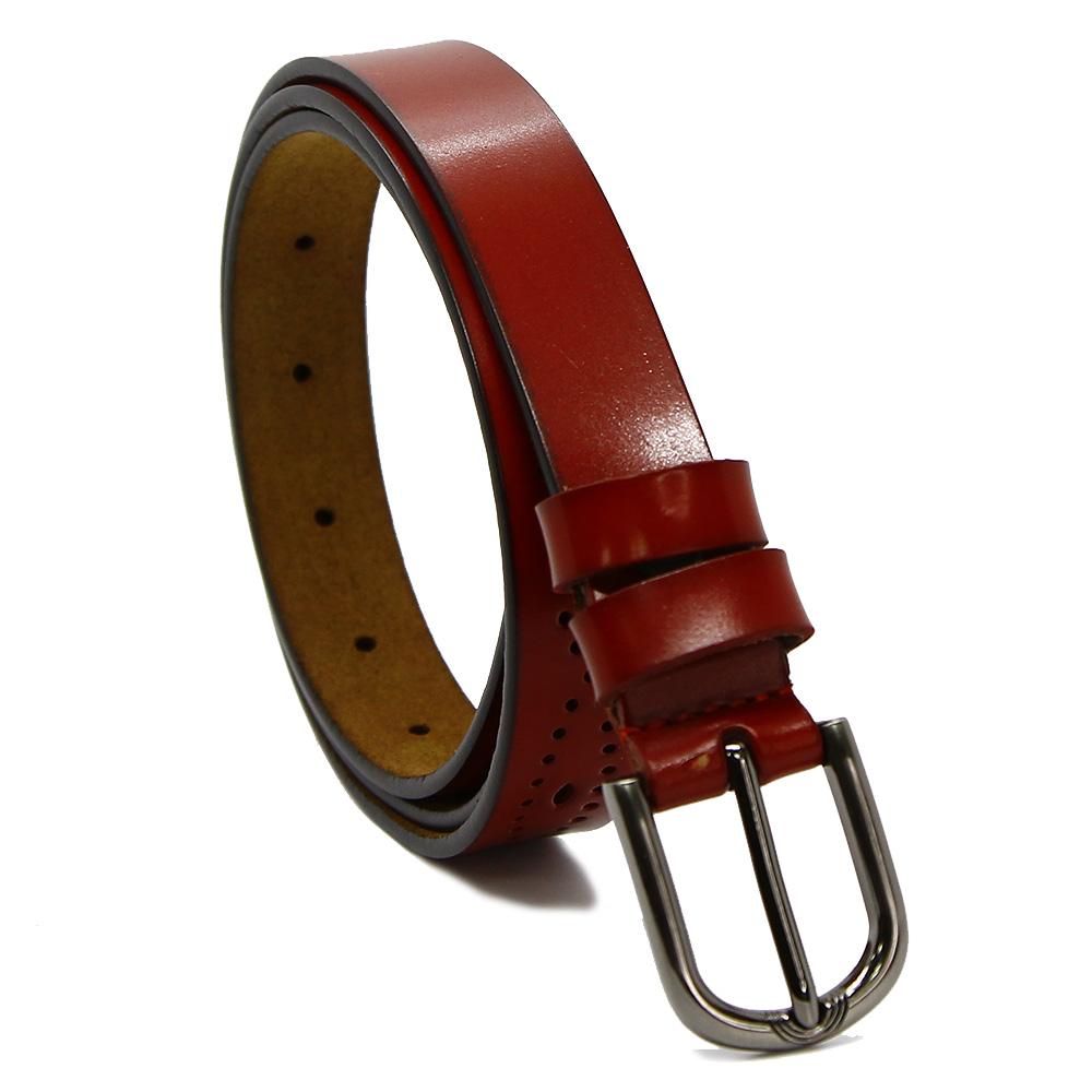 Ремень женский 2506-7531 Красный